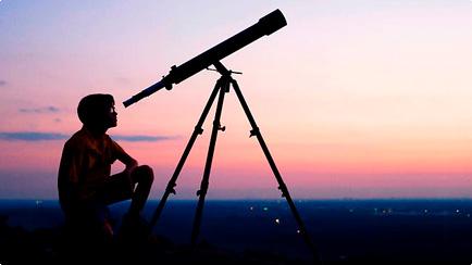 telescopios para ninos principiantes