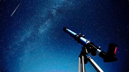 telescopios profesionales